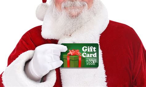 12 days of gift cards rewind 100 7 - Ruby River Gift Card