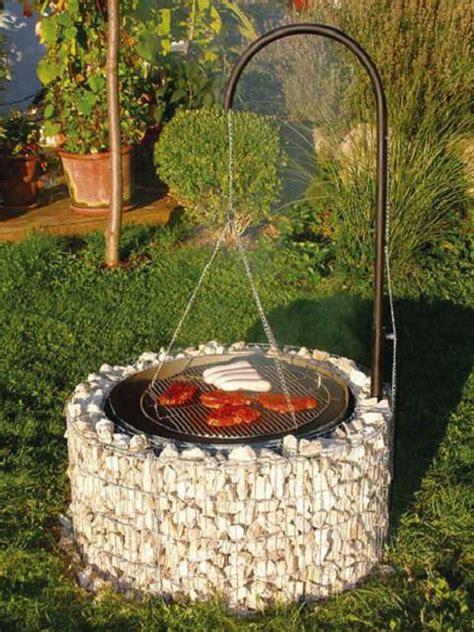 lavastein feuerstelle feuerstelle grill gabione gabionen naturstein ebay