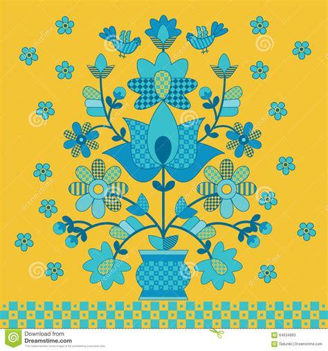 ukraine pattern vector ukrainian pattern stock vector image 64634883