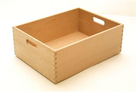 schublade 30 x 30 holzkiste holzbox aus buche lackiert 40 x 30 x 15 cm