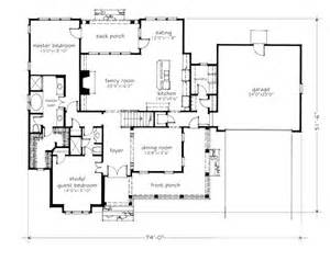 Stone House Plans stone creek mitchell ginn southern living house plans