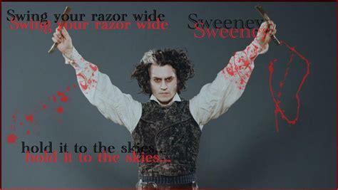 swing your razor wide sweeney the ballad of sweeney todd by alittle priest92 on deviantart