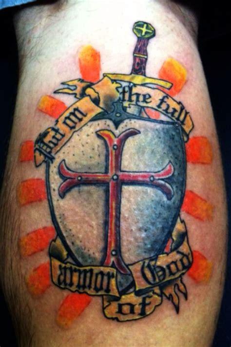 armor of god tattoo designs 25 armor of god tattoos
