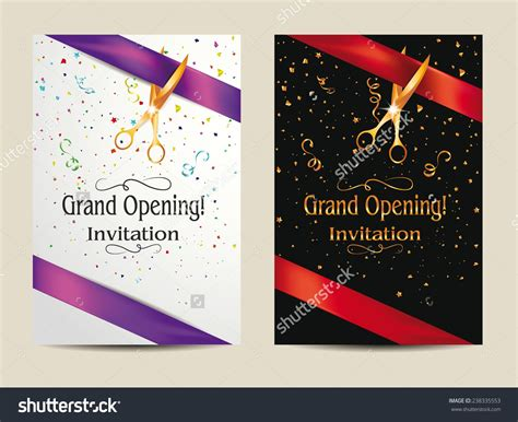 grand opening invitation template free best of invitation card format for opening ceremony mefi co