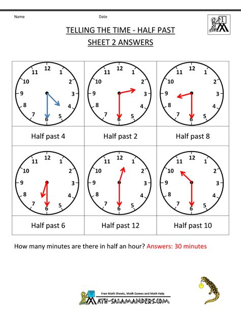 clock worksheets quarter after telling time worksheets o clock and half past