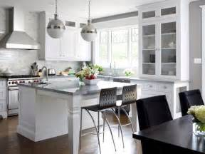Ideas For Kitchen Islands With Seating by Kitchen Island Design Ideas With Seating