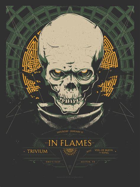 design gig poster awesome gig poster designs on inspirationde