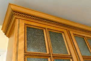 decorative molding for cabinet doors adding moulding to kitchen cabinets before and after