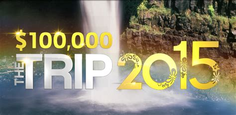 Www Travel Channel Sweepstakes - travel channel s the trip 2015 sweepstakes win an all inclusive trip to hawaii