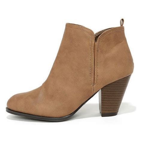 25 best ideas about brown ankle boots on