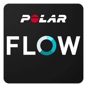 polar flow mobile app polar flow sync analyze android apps on play