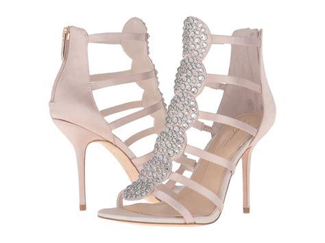 High Heels Vanilla Hitam 4 etounes gt reya trixie thongs