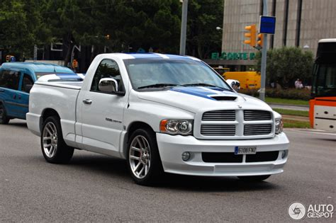 2005 Dodge Ram Srt 10 Commemorative Edition For Sale by Dodge Ram Srt 10 Commemorative Edition 26 June 2014