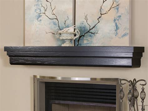 weston traditional wood fireplace mantel shelf