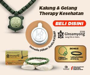 Gelang Ginsamyong Original Untuk Menjaga Kesehatan solusi sehat dengan kalung kesehatan ginsamyong kalung