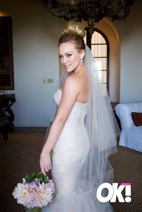 Wedding Bells For Hilary wedding hilary duff wedding bells