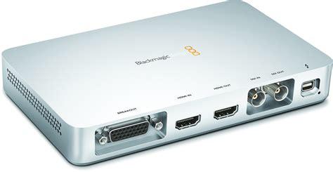 Blackmagic Design Ultrastudio Pro 1 blackmagic design ultrastudio express 3g sdi capture w thunderbolt