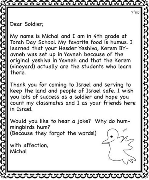 thank you letter to a soldier sle thank you letter to a soldier sle 28 images thank you