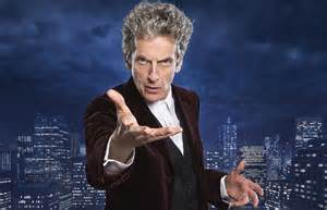 dr who doctor who actor capaldi has just announced he s