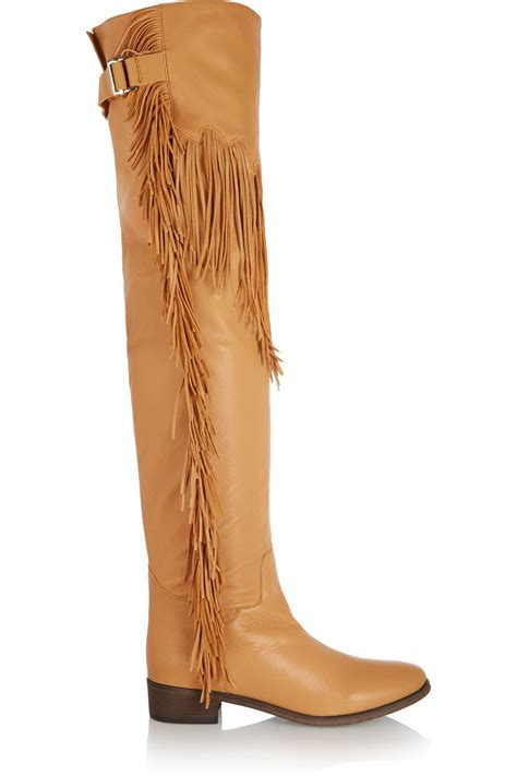 buy boots flat the knee boots to buy in 2016 2018 become chic