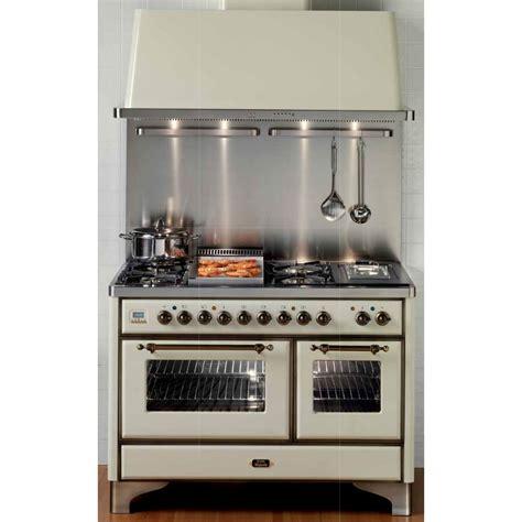 cucine a gas ilve ilve ms 120 majestic cucina da accosto cm 121