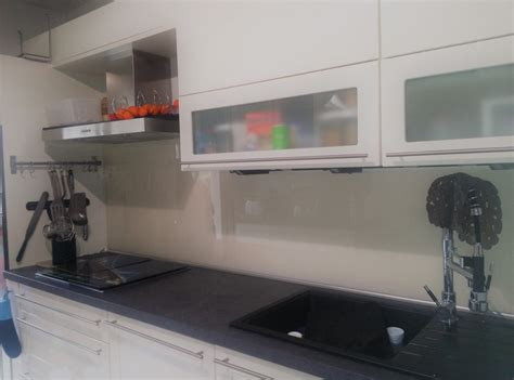 credence cuisine verre tremp credence cuisine en verre maison design sphena com