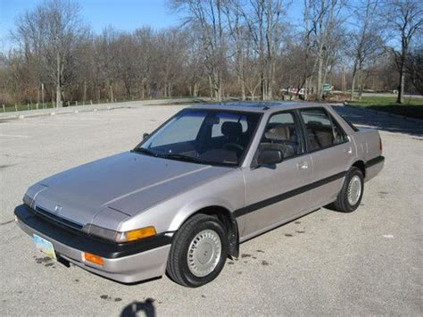 Headl Honda Accord Prestige 1986 1987 buy used 1986 honda accord lxi fuel injected beautiful inside and out big pictures in dublin