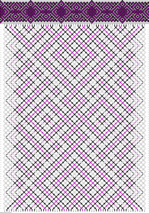 net pattern bracelet instructions 55670 friendship bracelets net