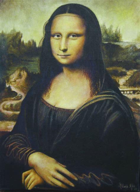 cuadros de la mona lisa la monalisa alexander aldana artelista