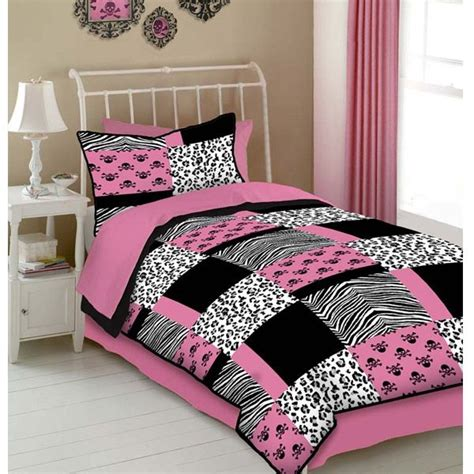 black white pink comforter pink black and white comforter sets 28 images white