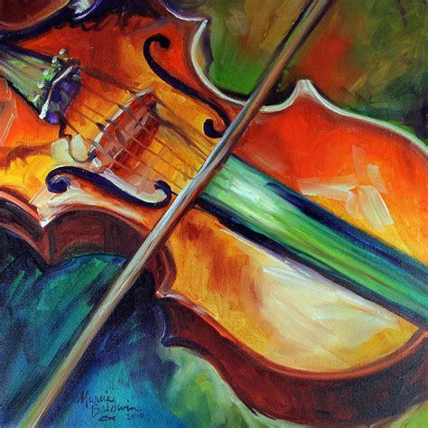 abstract violin wallpaper violin abstract 1818 painting by marcia baldwin