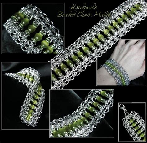 chain mail plus jewelry projects using crystals charms more books jewelry daily presents free chain maille
