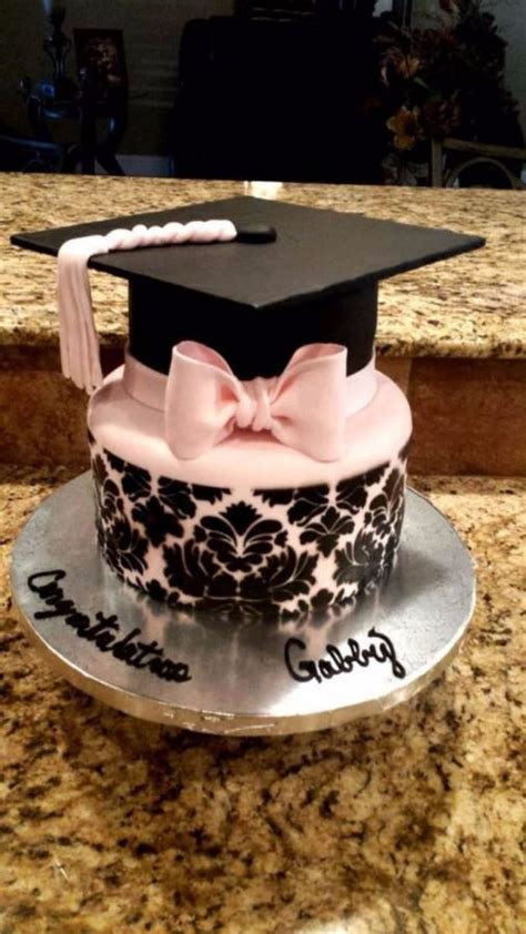 Mba Graduation Cake by 25 Simple But Creative Graduation Cakes And Cupcakes