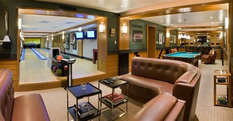 Ralph Lauren Home Decorating Ideas by Residential Bowling Alleys By Others Fusion Bowling