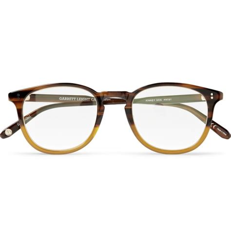 garrett leight california optical quot kinney d frame frame