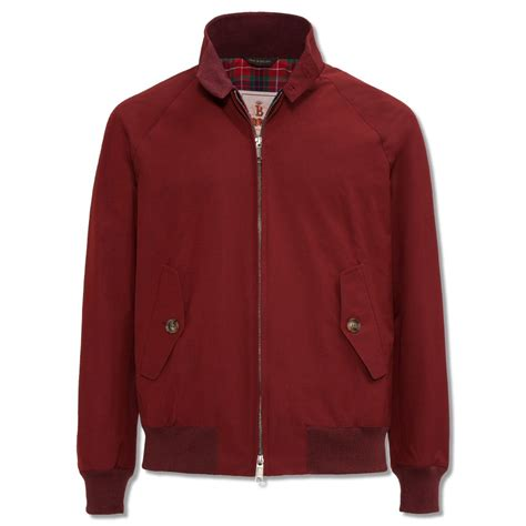 Best Seller Jaket Harrington Jaket Taslan Parka Jaket Bomber Wanita the all new baracuta g9 mod slim fit harrington jacket burgundy adaptor clothing