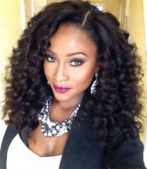 pictures of a deep spiral hair style for women aged over 50 kadian deep spiral curl