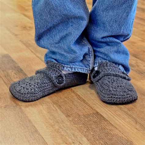 and easy crochet slippers opa slippers newest crochet pattern mamacheemamachee