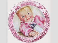 Preciosos bebés para Tarjetas, Toppers o Etiquetas. Para ... Free Clipart For Baby Showers For Girls