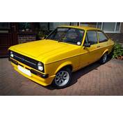 Ford Escort MkII Mexico Replica  Our Classic Cars