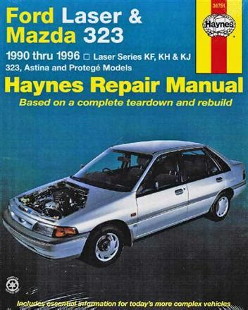 service manual hayes car manuals 1997 mazda b series engine control service manual small ford laser mazda 323 1990 1996 haynes owners service repair manual 1563922657