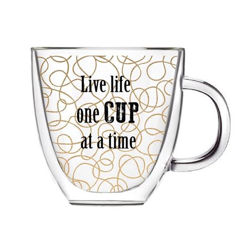 One Cup To 12 Cup Coffee Solution By Back To Basics by Cypress Home Live One Cup At A Time Glass Coffee Cup