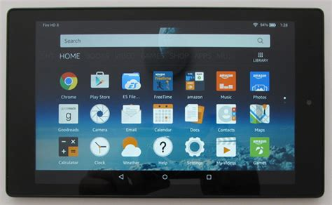 hd review hd 8 tablet review and demo the ebook