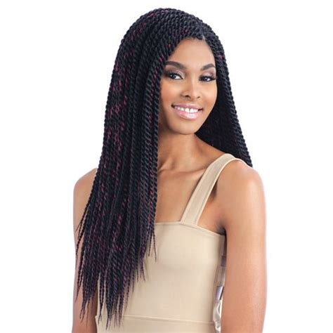 premade synthetic senegalese twist modelmodel synthetic hair braids glance senegalese twist
