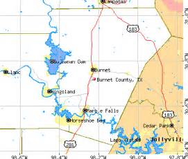 burnet county map burnet county detailed profile houses real