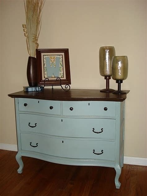 dresser refinish re finished furniture ideas
