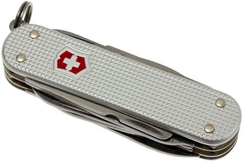 Victorinox Alox Minich 0 6381 26 victorinox swiss army knife minich alox silver 0 6381 26