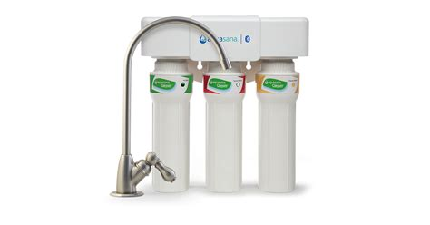 Aquasana Faucet Filter by Fast Flowing Counter Water Filter Aquasana