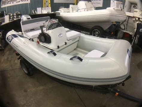 inflatable boats racine wi 2017 walker bay genesis g2 console rib 310dx power boat