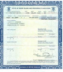 new york state car title rhode island title transfer donate a car in ri on car